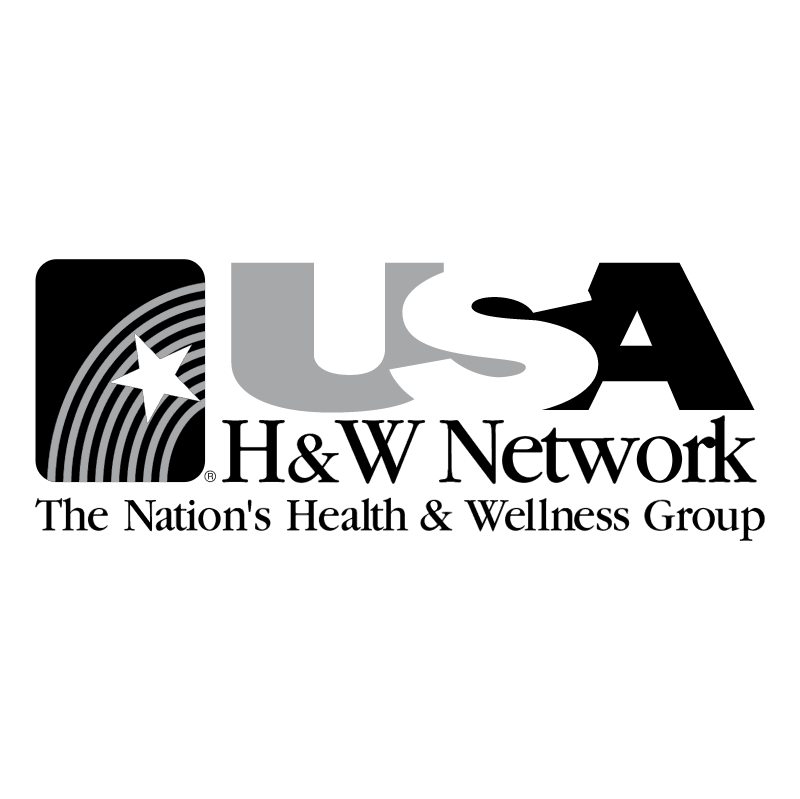 USA H&W Network vector logo