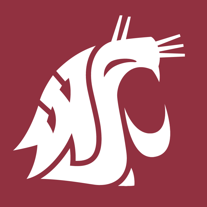 Washington State Cougars vector