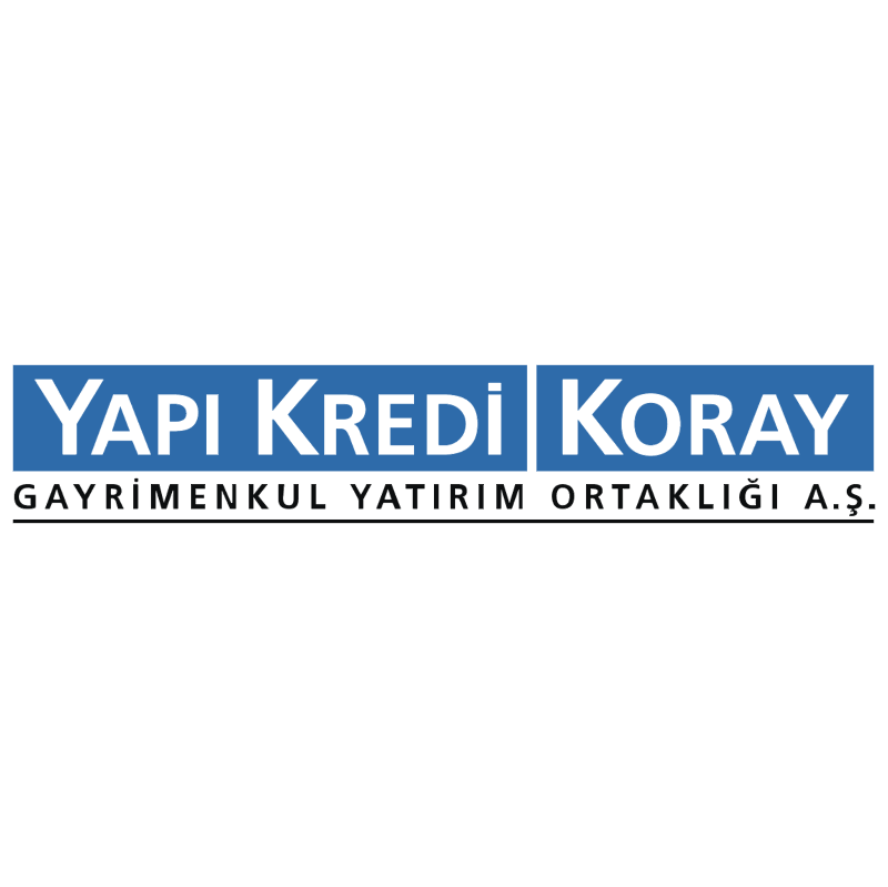 Yapi Kredi Koray vector