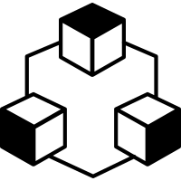 Data interconnected symbol