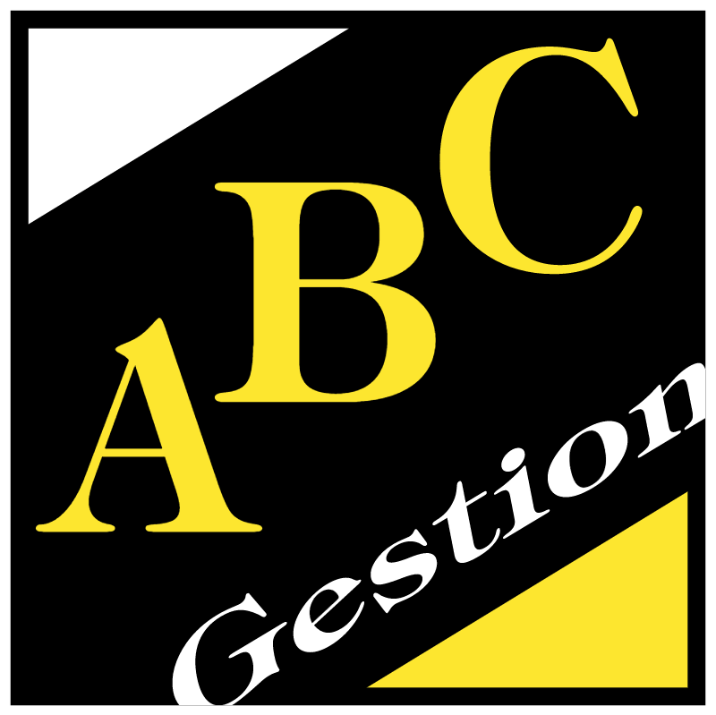 ABC Gestion vector logo