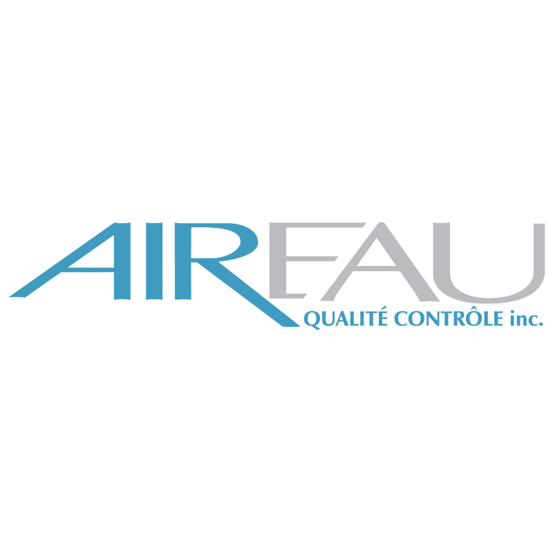 Air Eau 564 vector logo