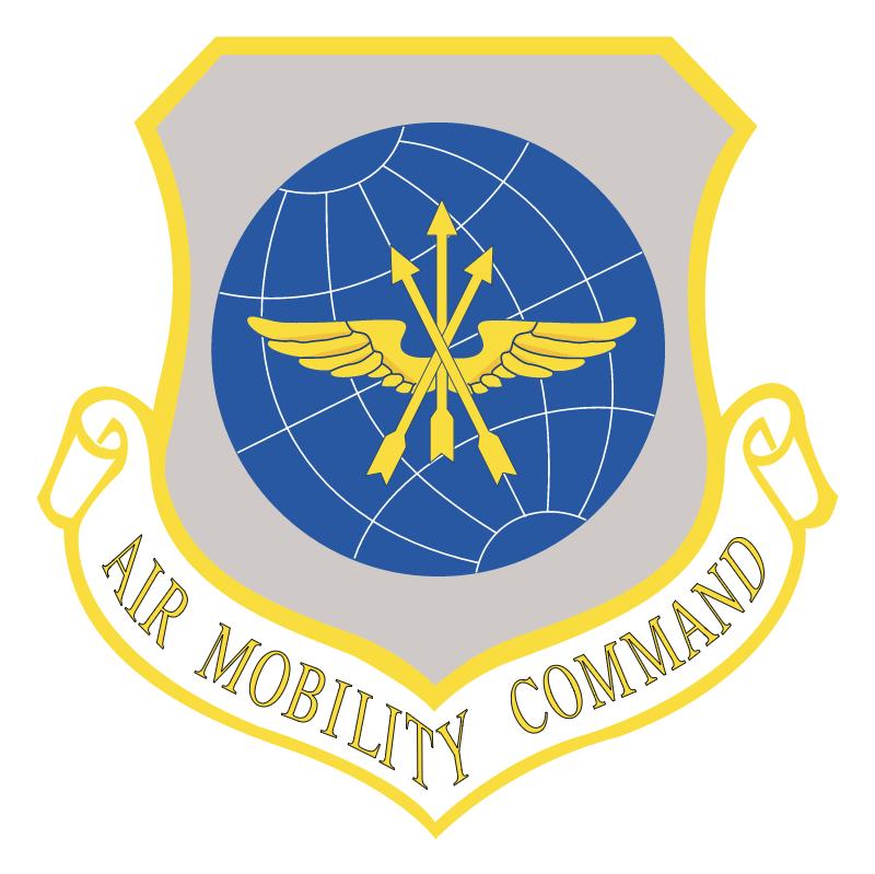 Air Mobility Command 57686 vector