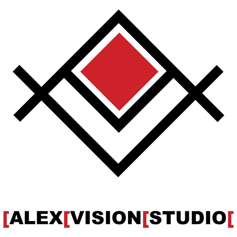 Alex Vision Studio 11966 vector logo
