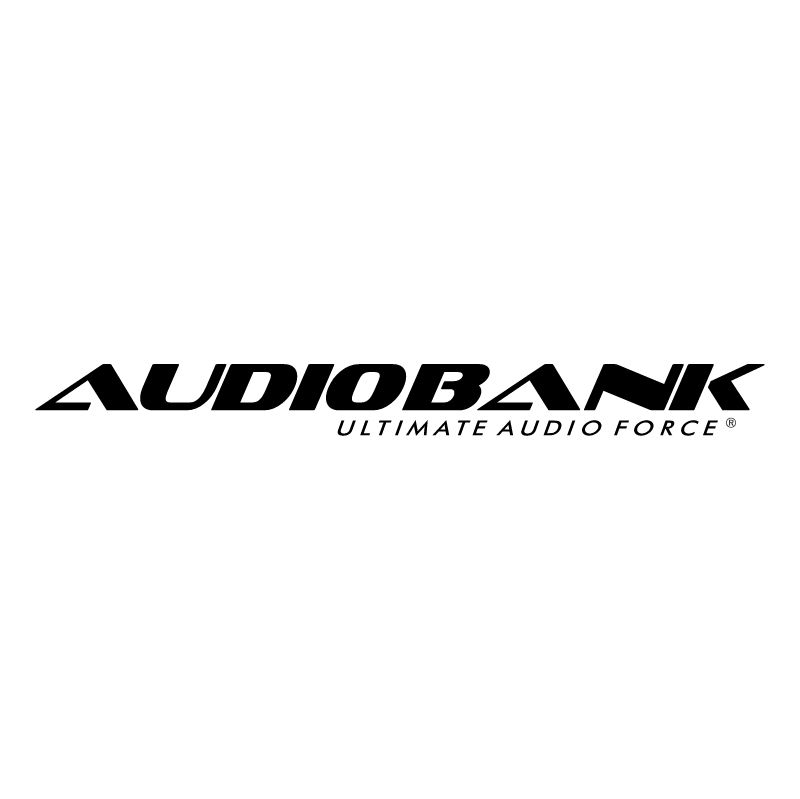 Audiobank vector