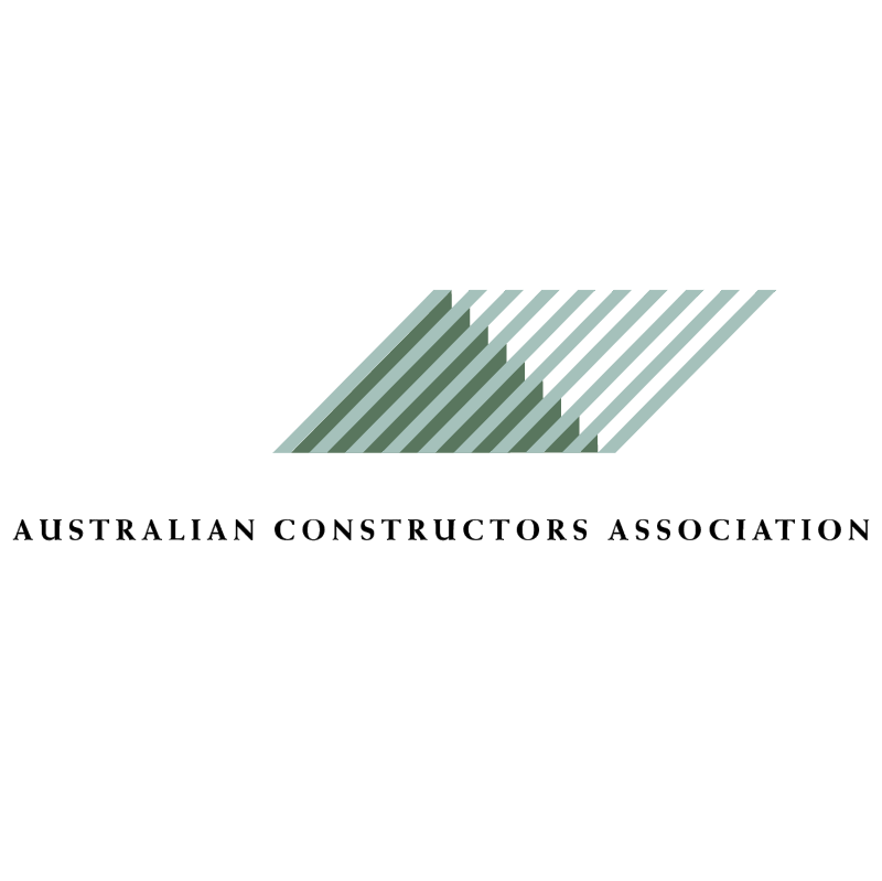 Australian Constructors Association 29206 vector logo