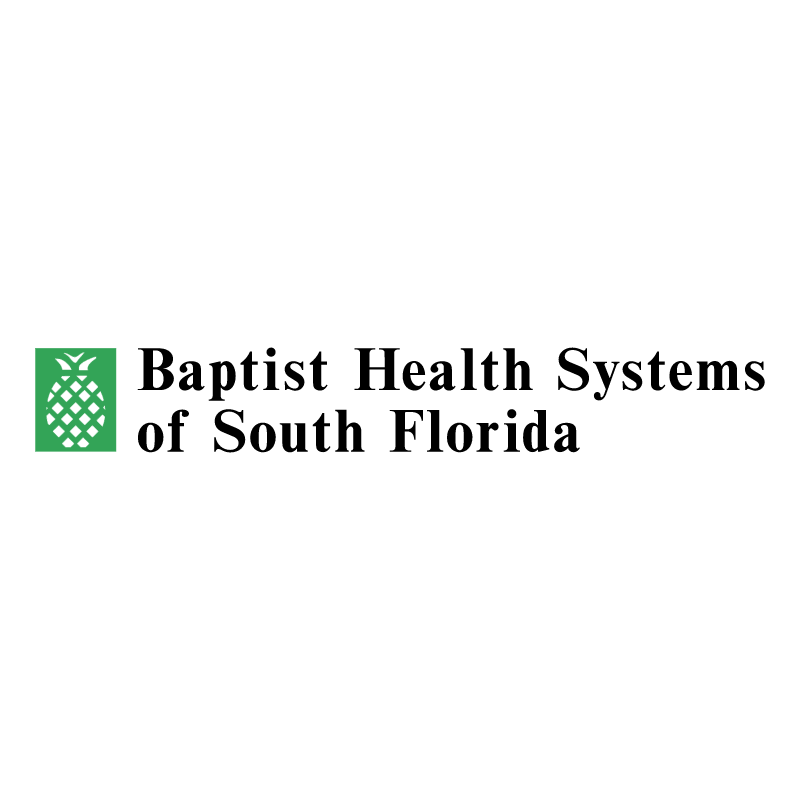 Baptist Health Systems of South Florida 81217 vector