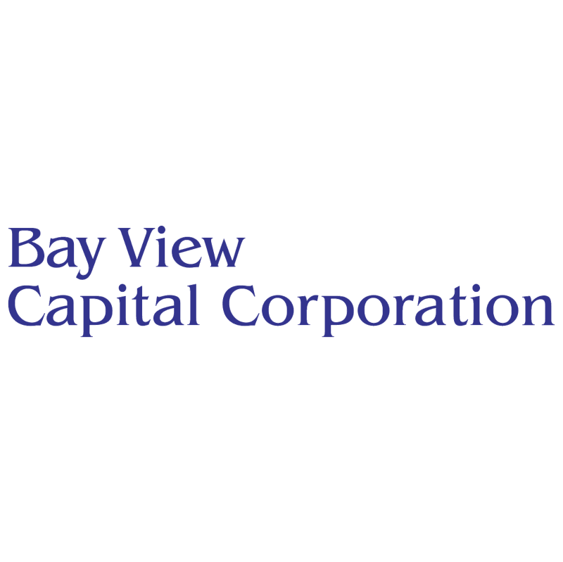 Bay View Capital Corporation 24399 vector