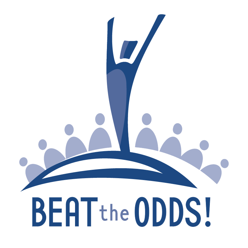 Beat the Odds! vector logo