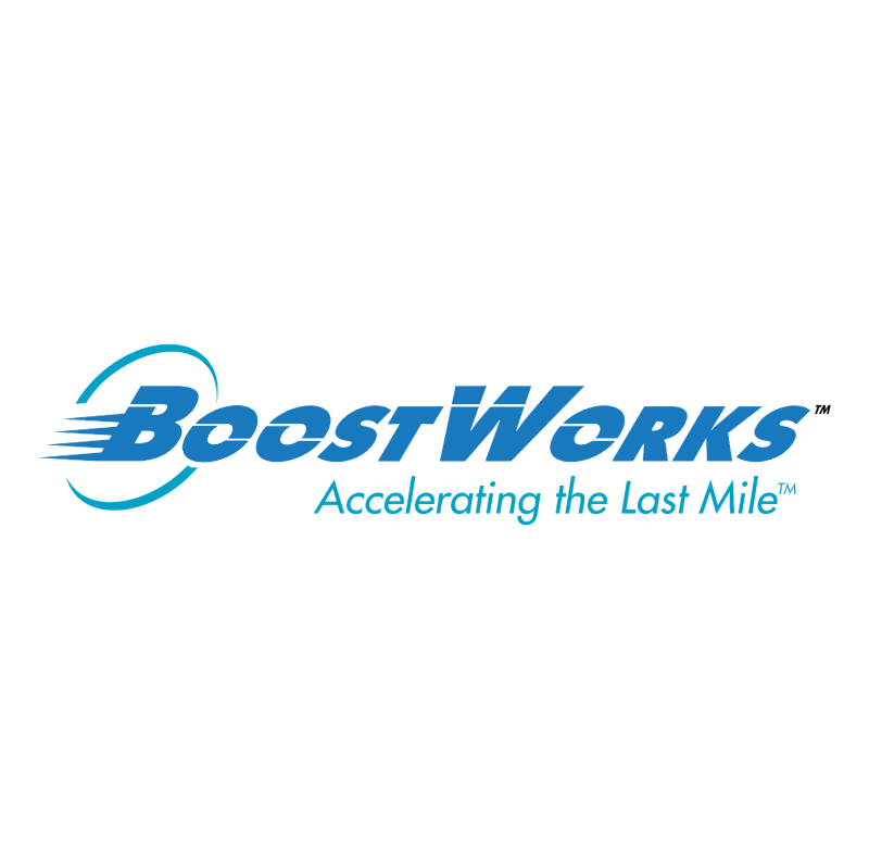 Boostworks, Inc 43857 vector
