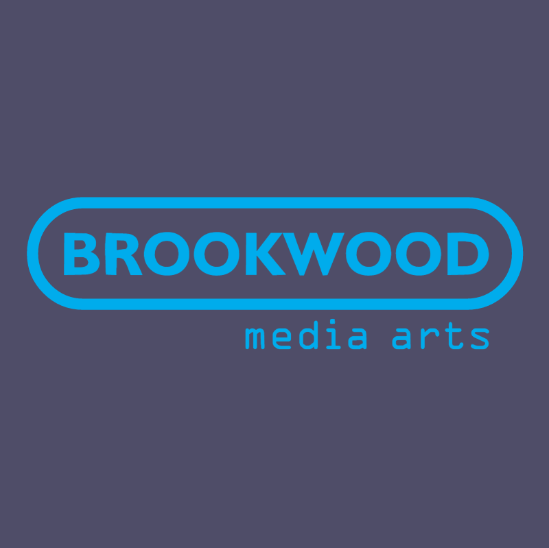 Brookwood Media Arts vector logo