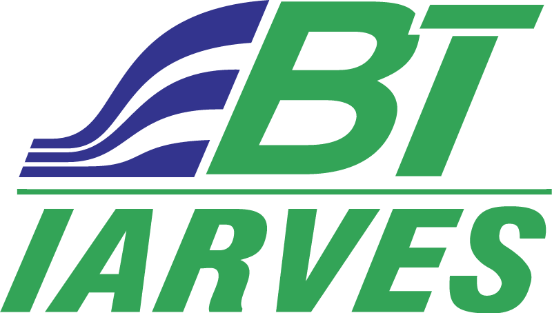 BT Iarves logo vector