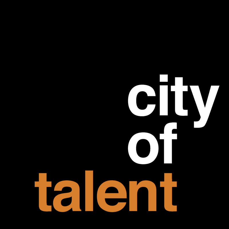 City of Talent vector