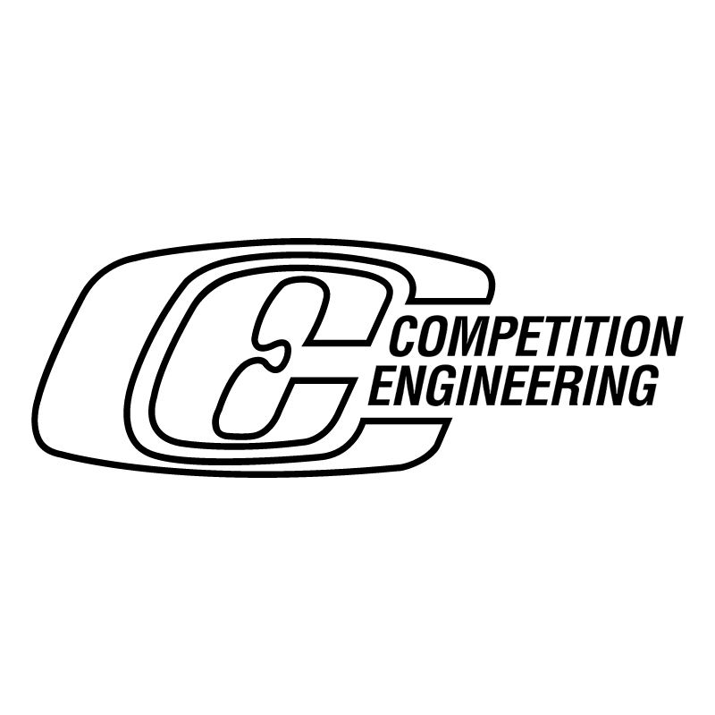 Competition Engineering vector logo