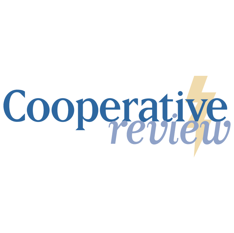 Cooperative Review vector logo