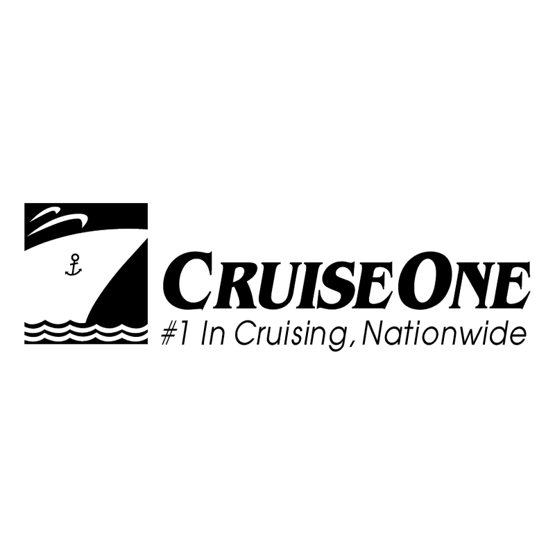CruiseOne vector logo