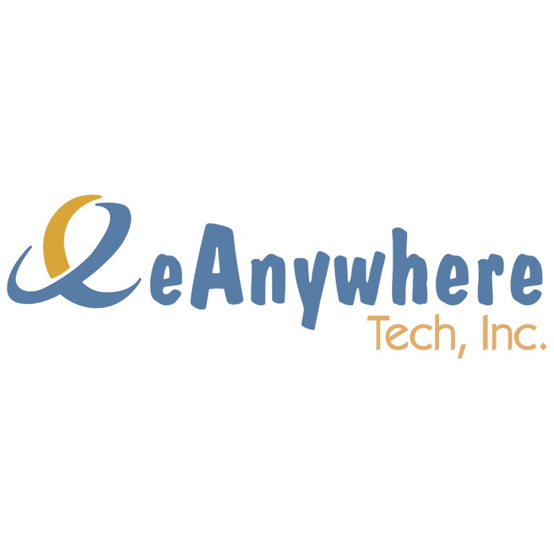 eAnywhere Tech vector