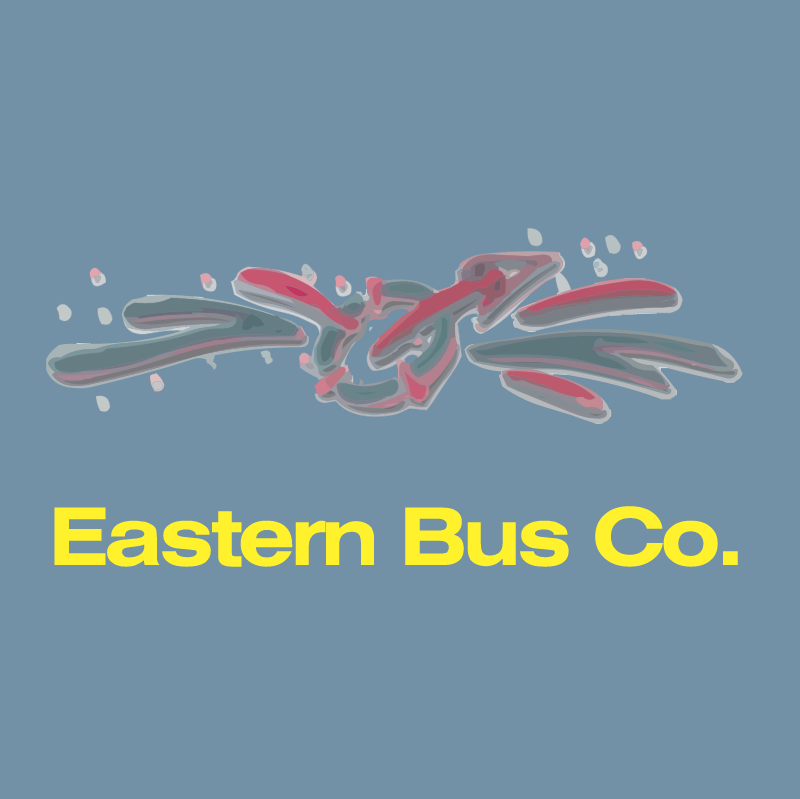 Eastern Bus vector logo