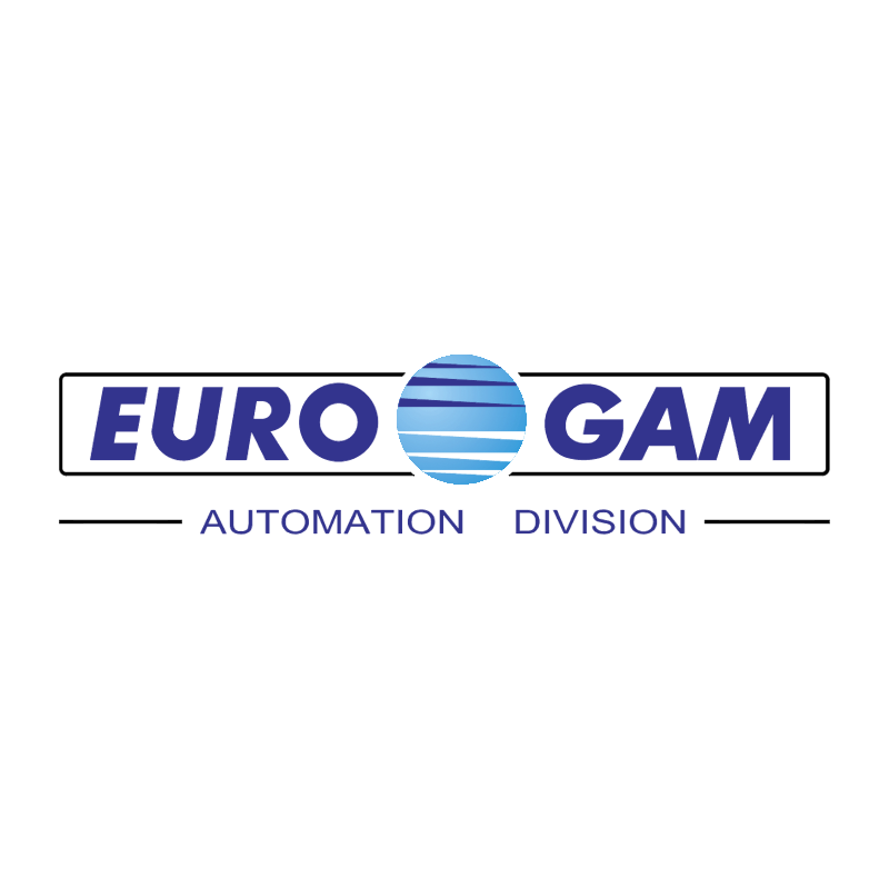 Eurogam Automation Division vector logo