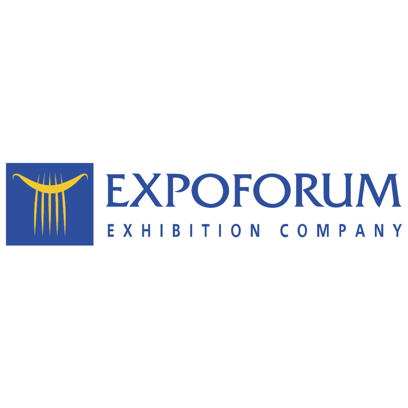 Expoforum vector logo