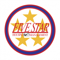 Five Star Housing vector