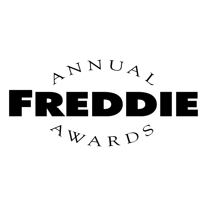 Freddie Awards vector logo