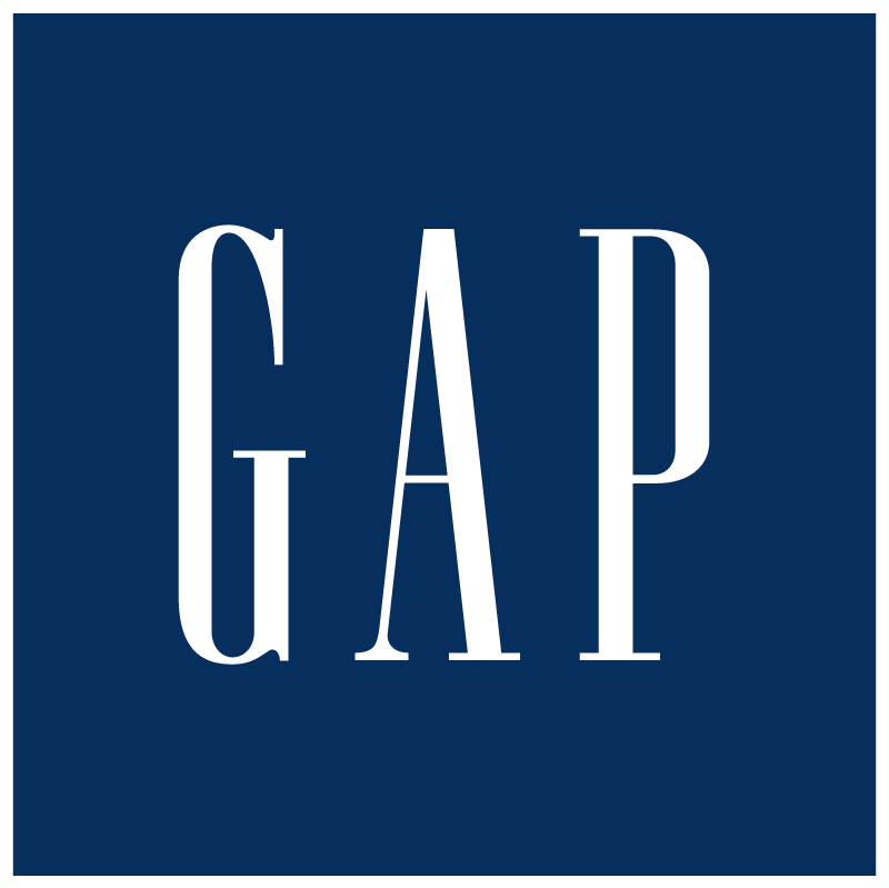 Gap vector logo