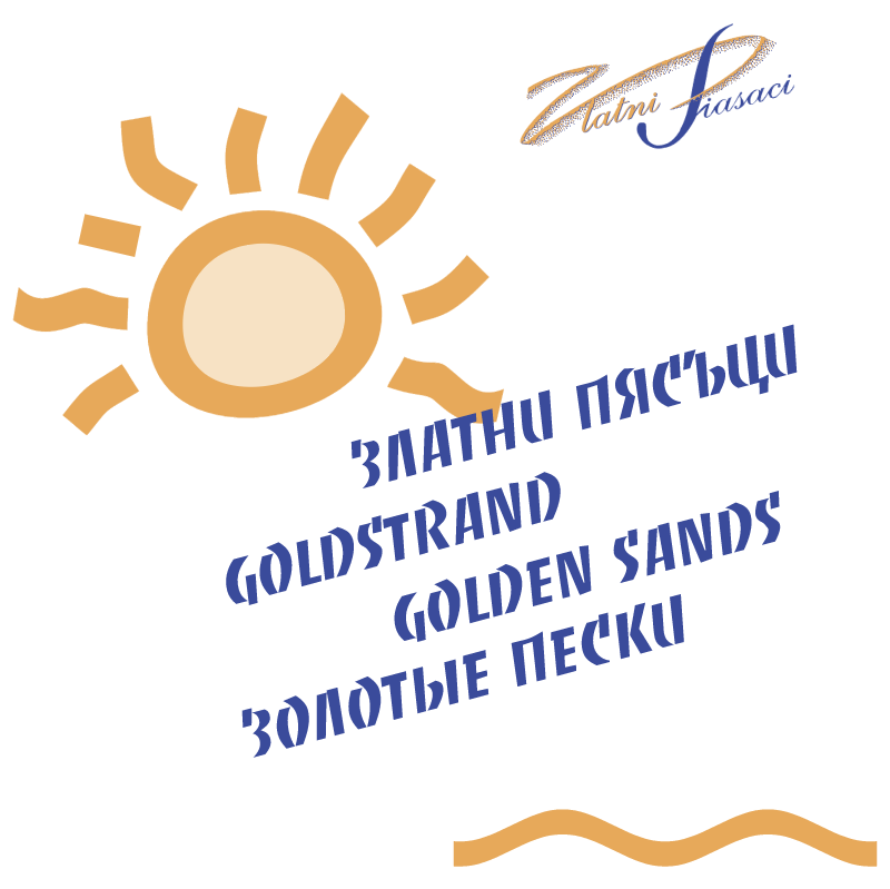 Golden Sands vector