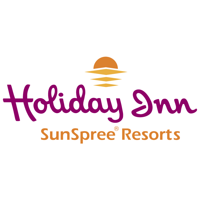 Holiday Inn SunSpree Resorts vector logo