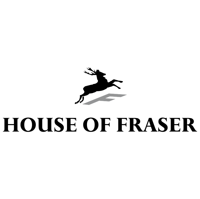 House Of Fraser vector