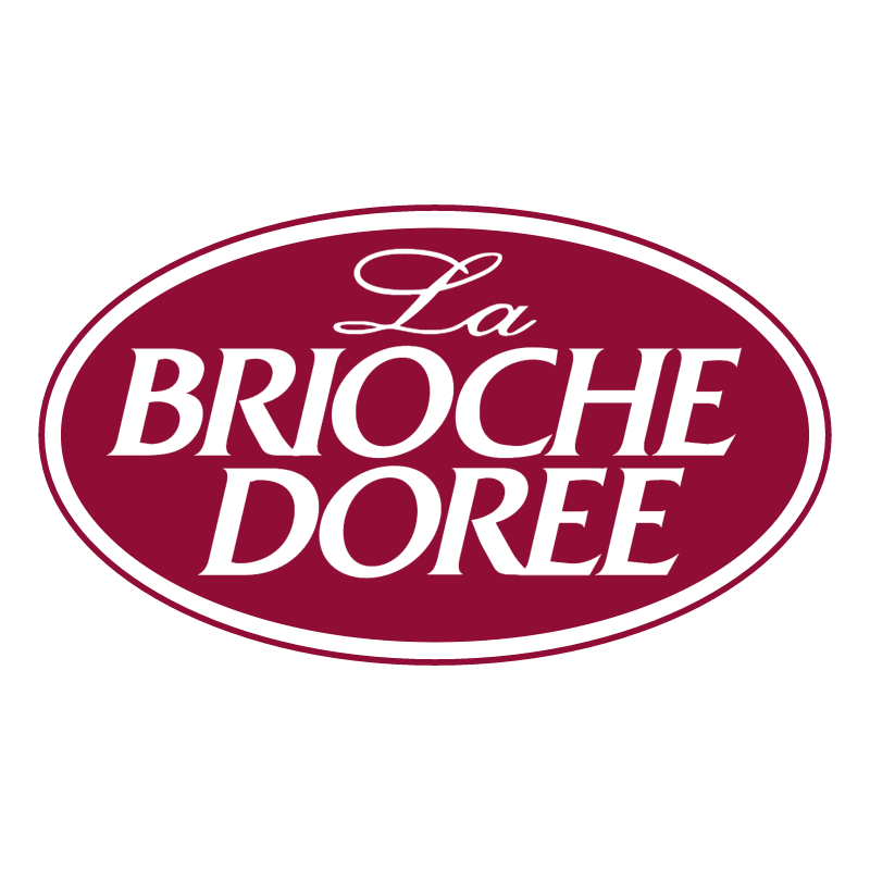 La Brioche Doree vector