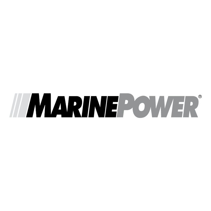 Marine Power vector