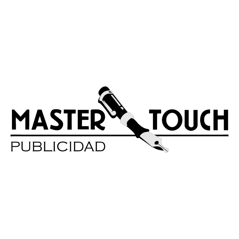 Master Touch vector