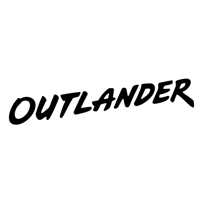 Outlander vector logo