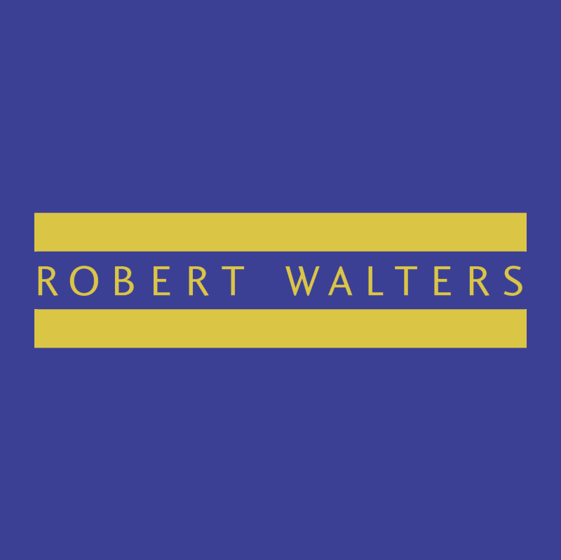 Robert Walters vector