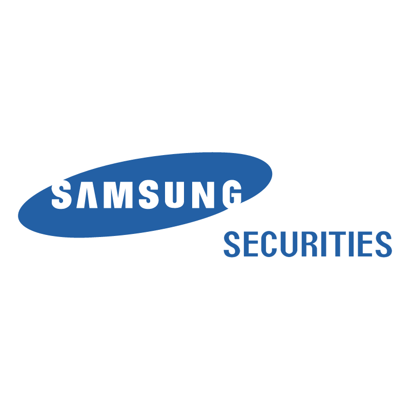 Samsung Securities vector