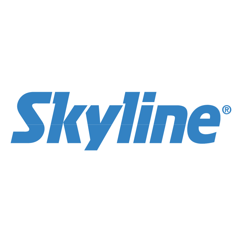 Skyline vector logo