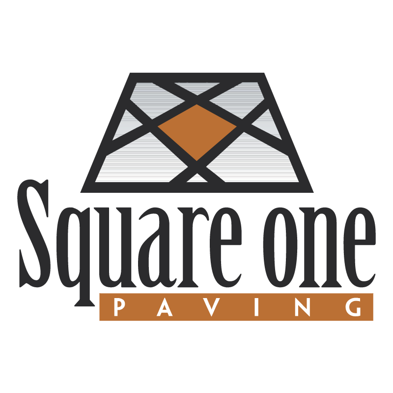Square One Paving vector logo