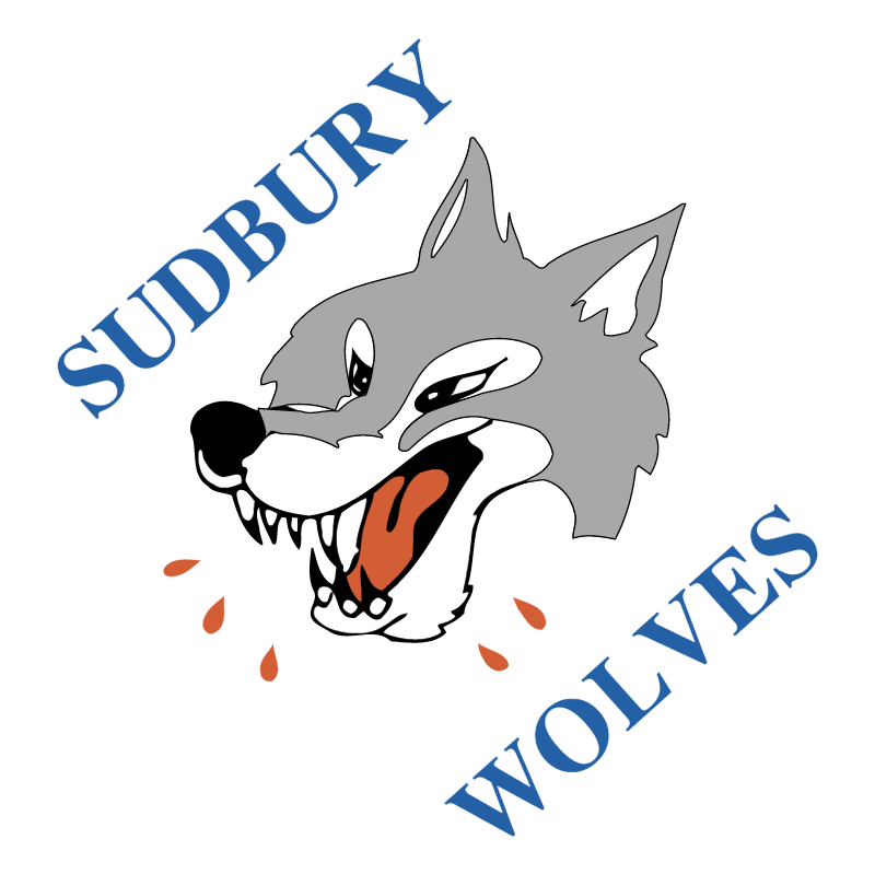 Sudbury Wolves vector