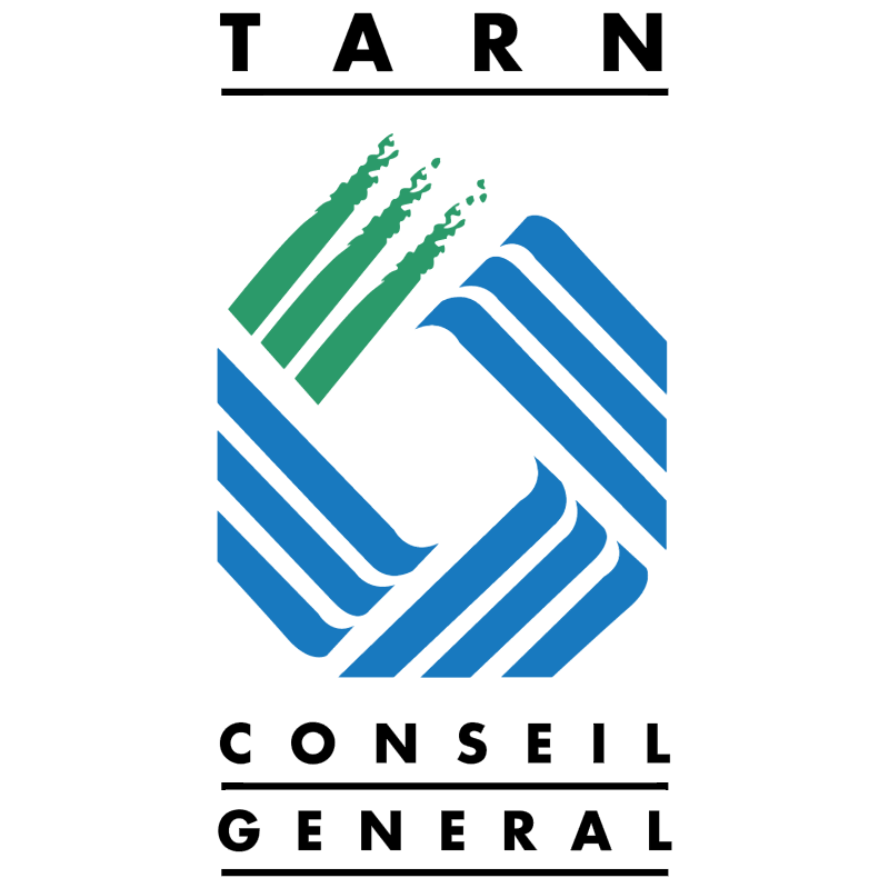 Tarn Conseil General vector