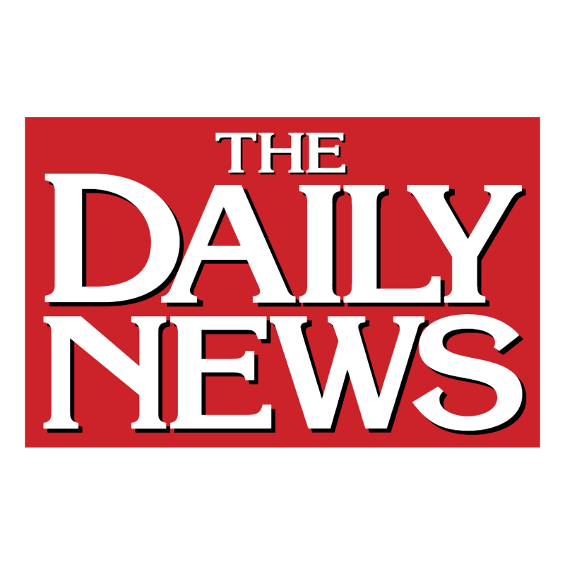The Daily News vector logo