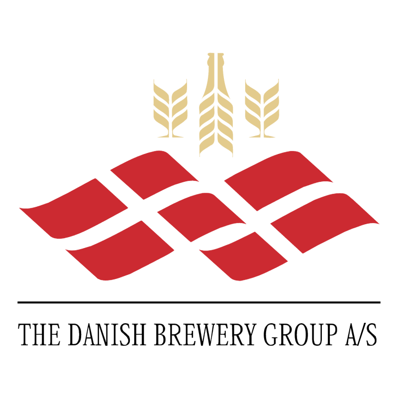 The Danish Brewery Group vector