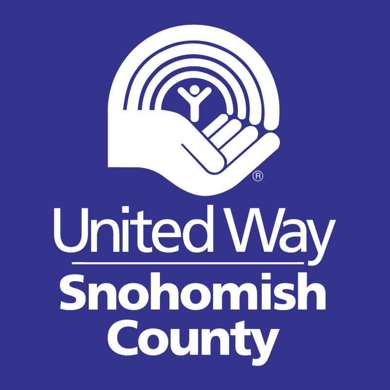 United Way Snohomish County vector logo