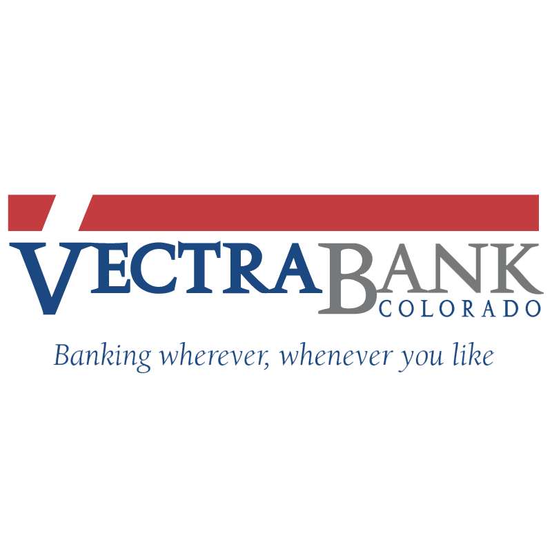 Vectra Bank Colorado vector