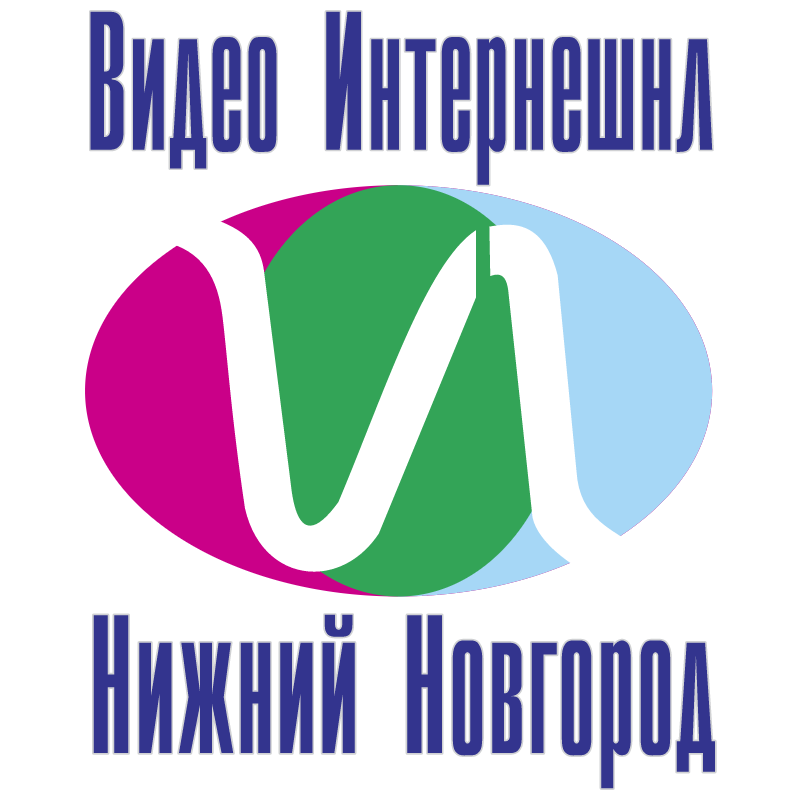 Video International Nizhny Novgorod vector