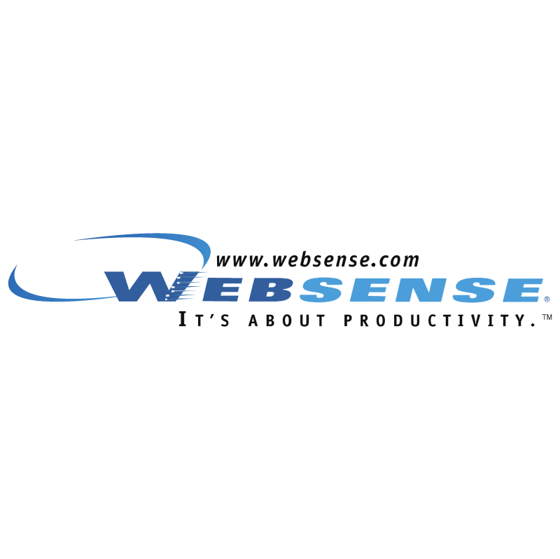 Websense vector logo