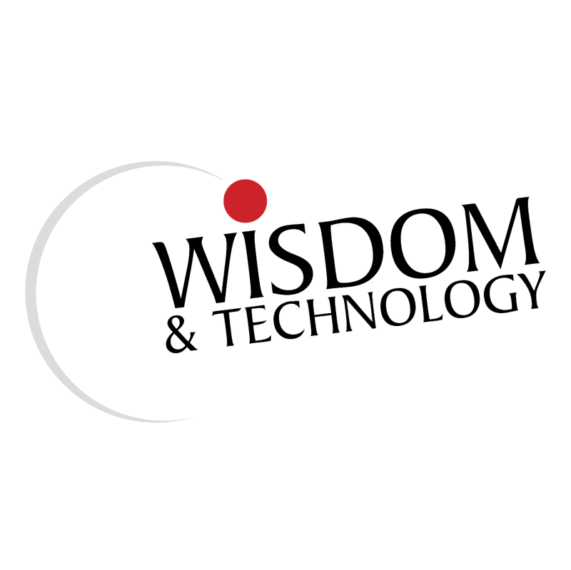 Wisdom and Technology vector