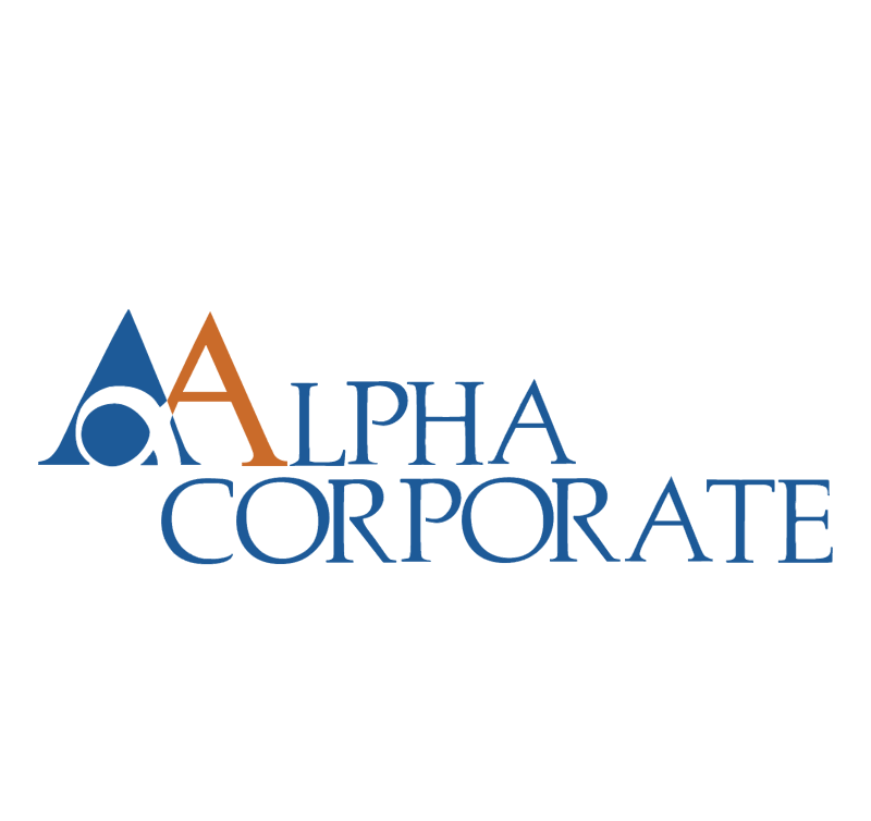 Alpha Corporate 74086 vector