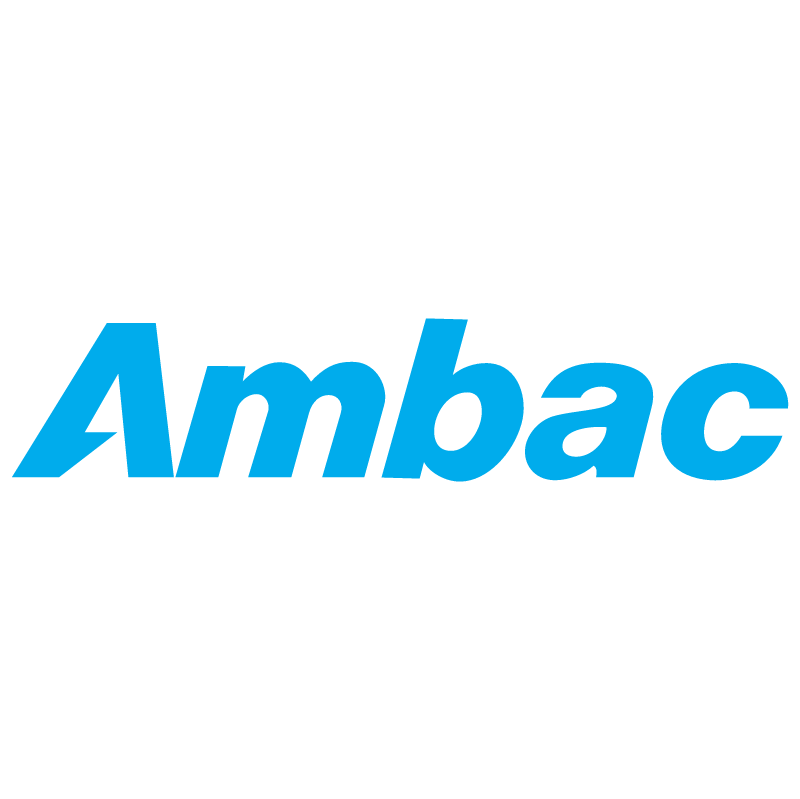 Ambac Financial vector logo