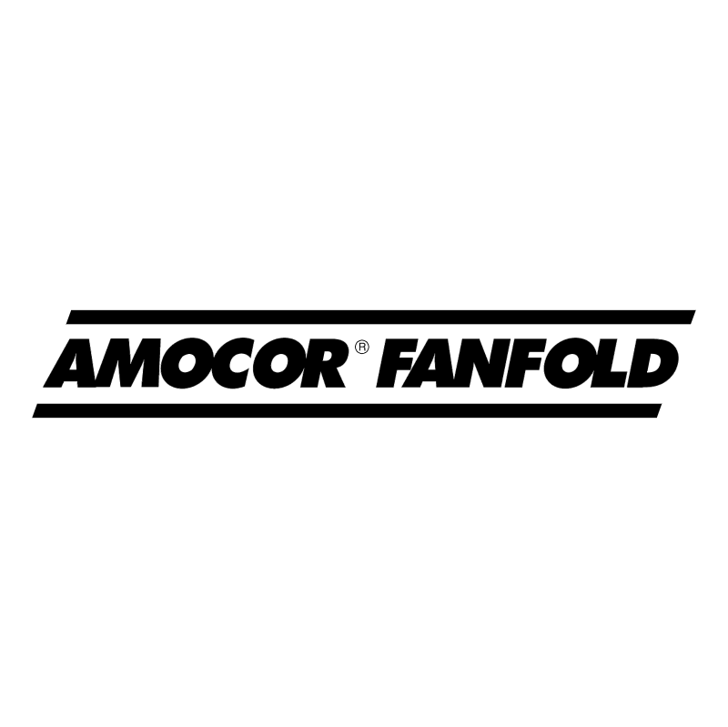 Amocor Fanfold 55564 vector